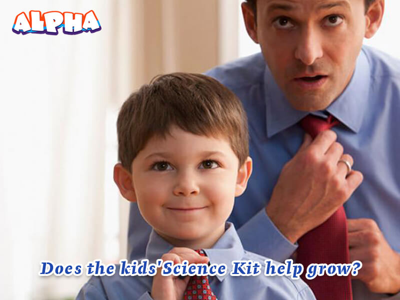 Alpha science classroom-science kits for kids