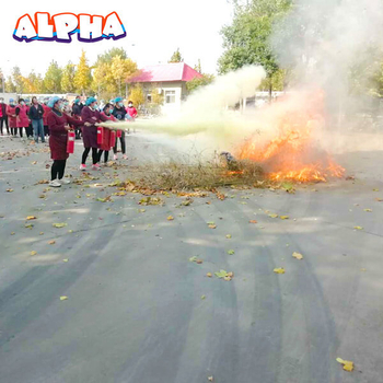 Alpha science toys:Safety fire-drill this fall