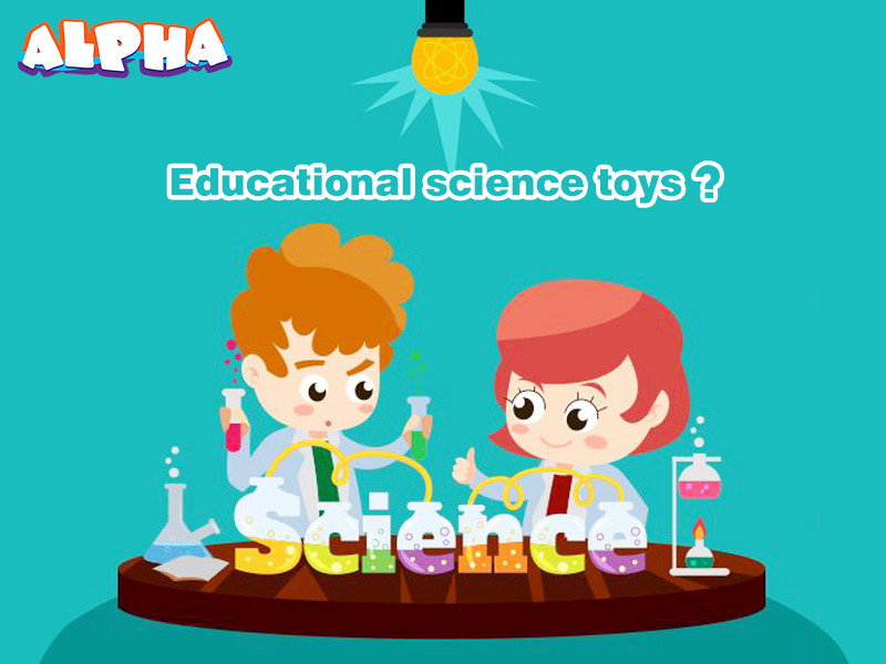 Alpha science classroom-Educational science toy