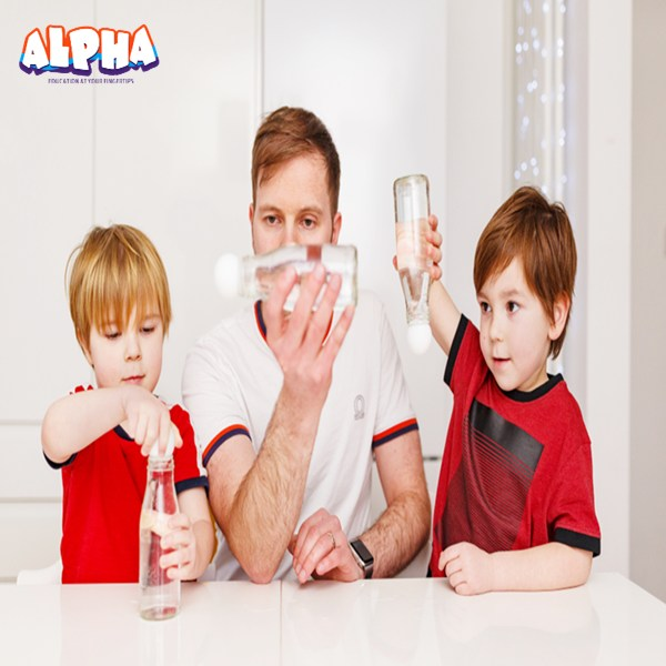 Alpha science classroom:What are kids science education and kids science toys?