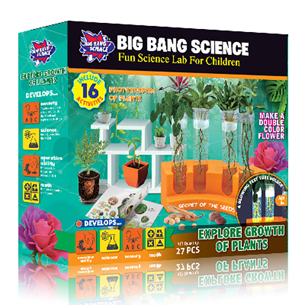 EXPLORE GROWTH OF PLANTS-plant toys