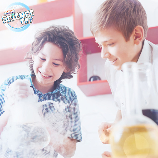 Alpha science toys:Why is Science educational toys so important to children?