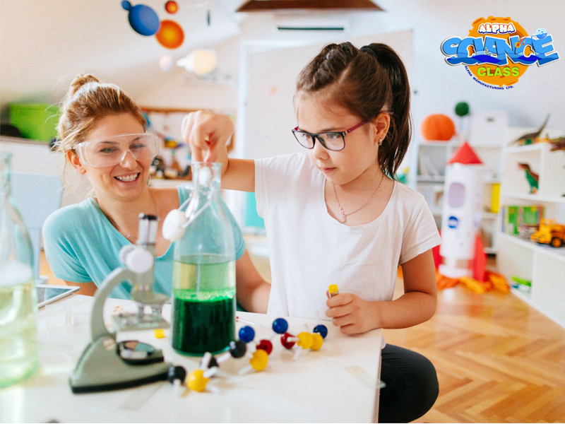 science toys-Alpha science toys